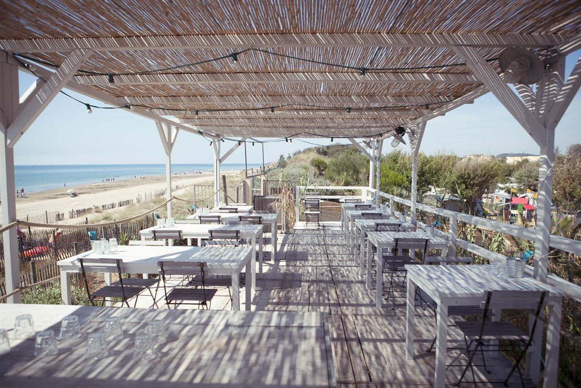 Restaurant marseillan plage camping beauregard plage - Restaurant hyeres bord de mer ...
